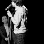 With Jamie Cullum, Feb 2011