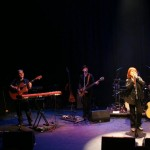With Maggie Reiily at the Tron Theatre, Glasgow 2011 #3