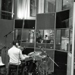 Recording with Chris Dagley
