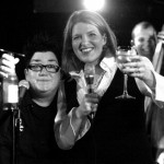 Lea DeLaria &amp; Clare Teal at Dean St.