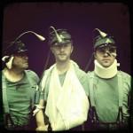 Mark, Phil & Ben